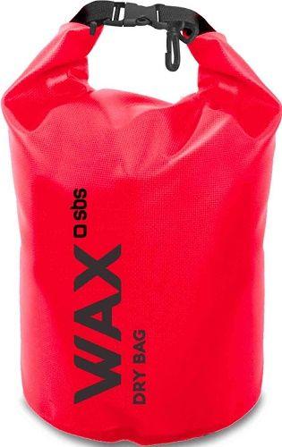 SBS voděodolná taška 2l, červená