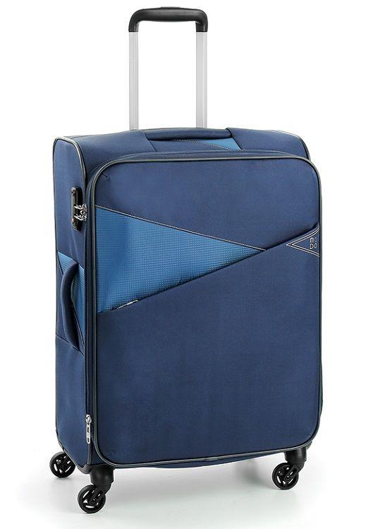 Roncato Modo Thunder S modrý kabinový kufr