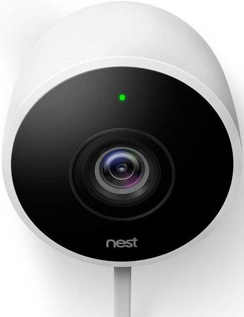 Google Nest Cam Outdoor, exteriérová kamera