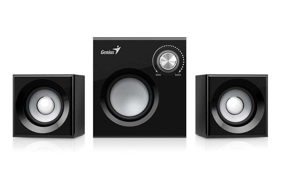 Genius SW-2.1 370 černé