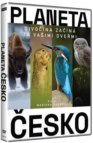 Planeta Česko - DVD film