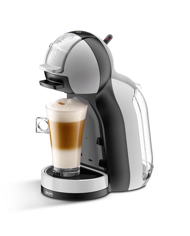 Krups KP123B31 Nescafé® Dolce Gusto® Mini Me + dárek Nescafé Dolce Gusto Cappuccino (16ks), Nescafé Dolce Gusto Espresso (16ks) zdarma