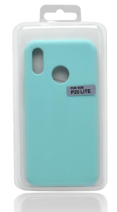 Mobilnet silikonové pouzdro pro Huawei P20 Lite, zelená