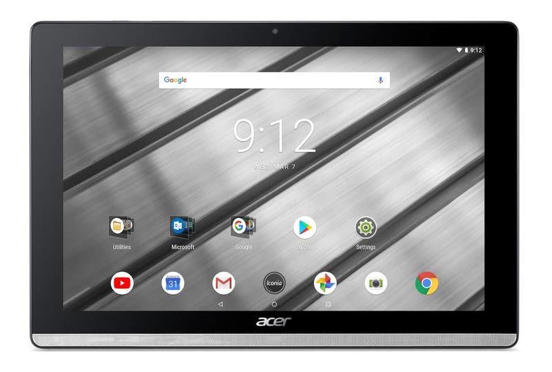 Acer Iconia One 10 FHD B3-A50FHD stříbrný