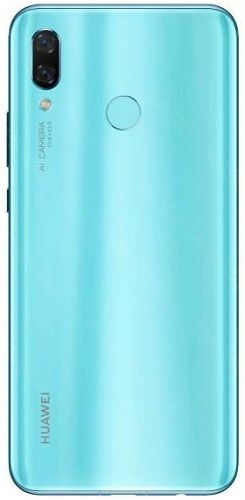 Huawei puzdro pre Huawei Nova 3, modrá