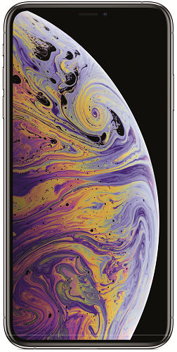 Apple iPhone Xs Max 64 GB stříbrný