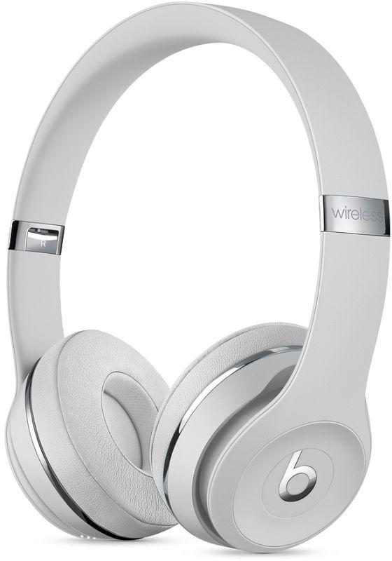 Beats Solo3 Wireless saténově stříbrné