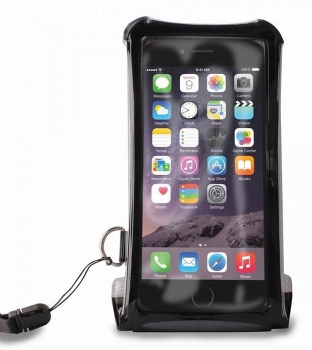 """Puro vodotěsné pouzdro pro chytré mobily do 5,1"""", černá"""