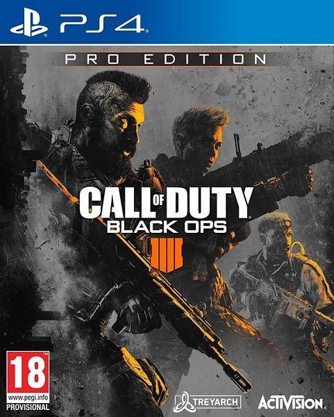 Call of Duty: Black Ops IV Pro Edition - PS4 hra
