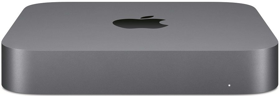 Apple Mac mini 128GB 2018 vesmírně šedý