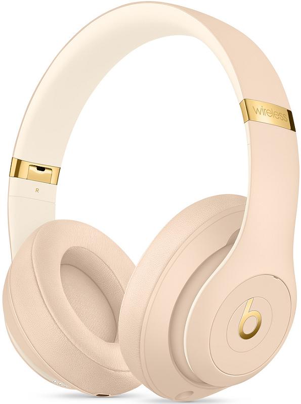 Beats Studio3 Wireless hnědé