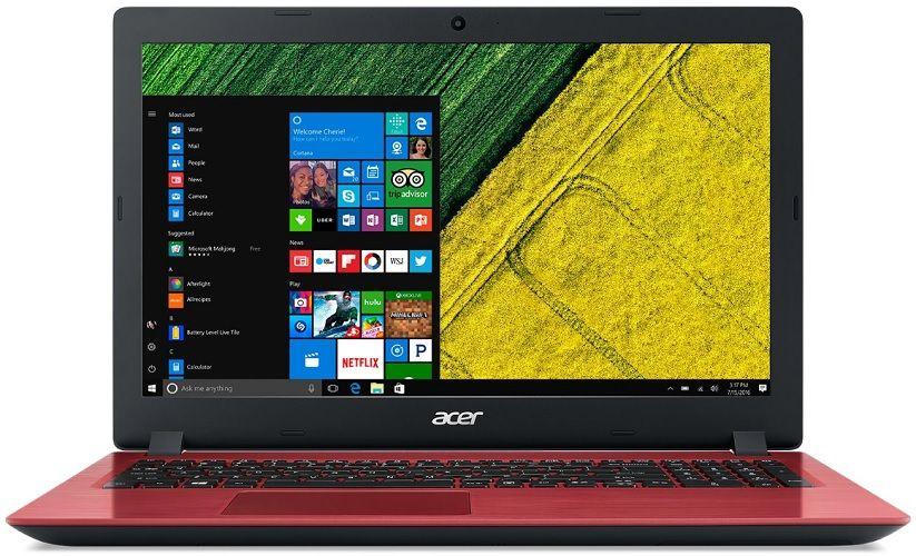 Acer Aspire 3 A315-32 NX.GW5EC.002 červený