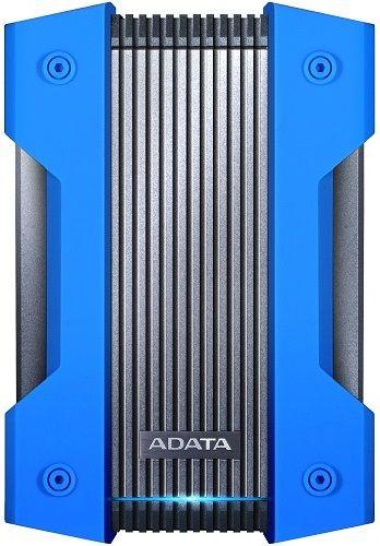 Adata HD830 HDD 2TB USB 3.1 modrý