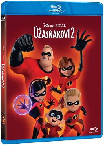 Úžasňákovi 2 - Blu-ray film