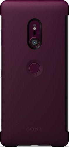 Sony Style Touch flipové pouzdro pro Sony Xperia XZ3, červená
