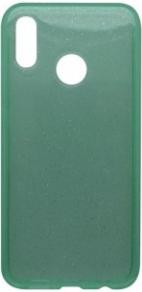 Mobilnet Crystal silikonové pouzdro pro Huawei P20 Lite, zelená