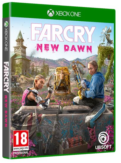 Far Cry New Dawn Xbox One hra
