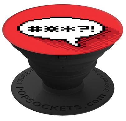 PopSockets držák na chytrý telefon, WTF