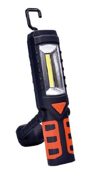 SOLIGHT WM16 3W s USB, nabíjecí LED lampa