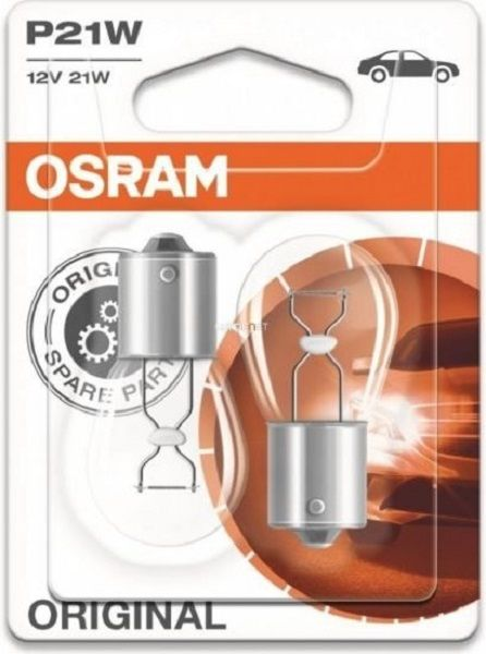 OSRAM P21W standart, Autožárovka 12 V/21W