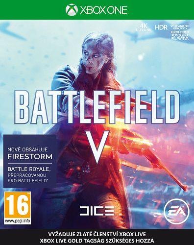 Battlefield V Xbox One hra