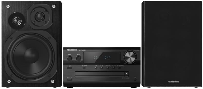Panasonic SC-PMX92 černý