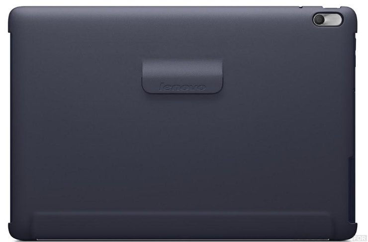 LENOVO IdeaTab A10-70 Case + foil dark blue