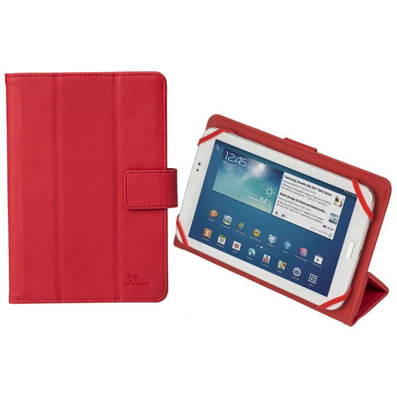 """RivaCase 3112 univerzální pouzdro pro tablety 7"""" (červené)"""
