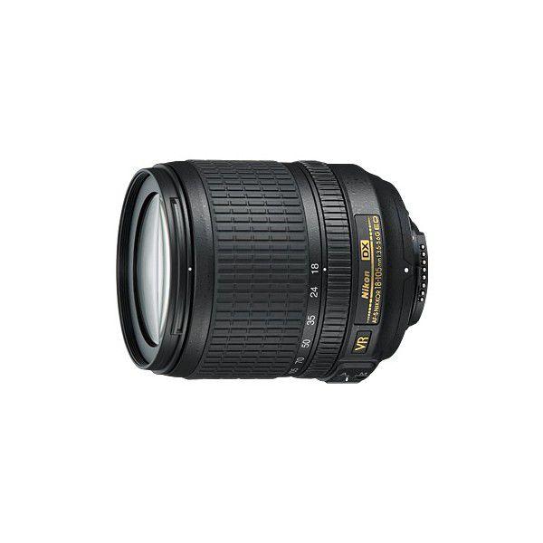 Nikon Nikkor AF-S 18-105mm f/3.5-5.6G DX VR - objektiv
