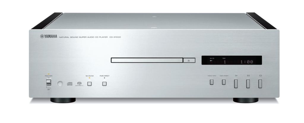 Yamaha CD-S1000 stříbrný