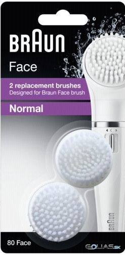 Braun Face 80 Normal náhradní kartáček