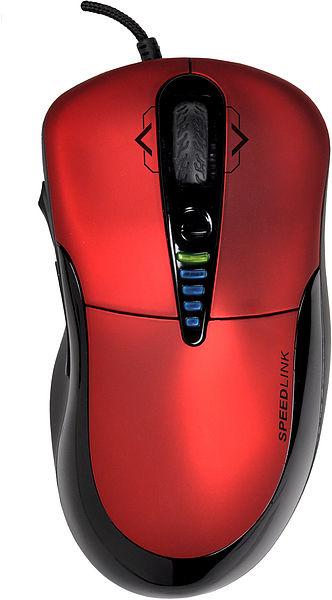SpeedLink Prime Gaming Mouse (červená)