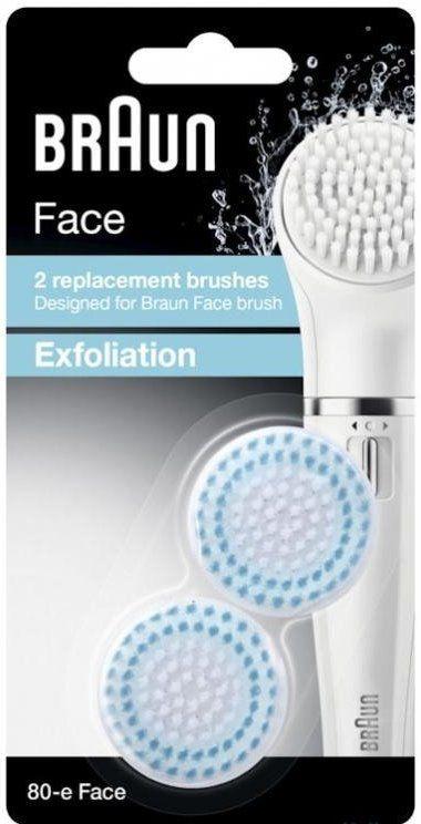 Braun Face 80E exfoliace náhradní kartáček