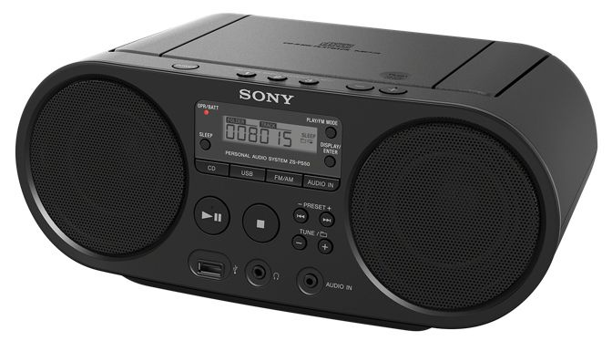 Sony ZSPS50X110BPI.YS