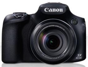 Canon PowerShot SX60 HS (černý)