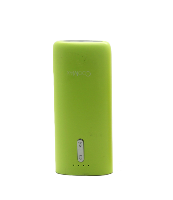 COOMAX C7 Power bank-4400mA (zelený)
