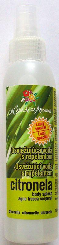 LCDLA Sweet Home Citronella repelentní voda
