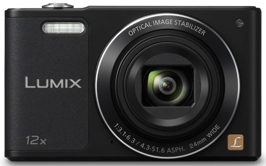 Panasonic Lumix DMC-SZ10 (černý)