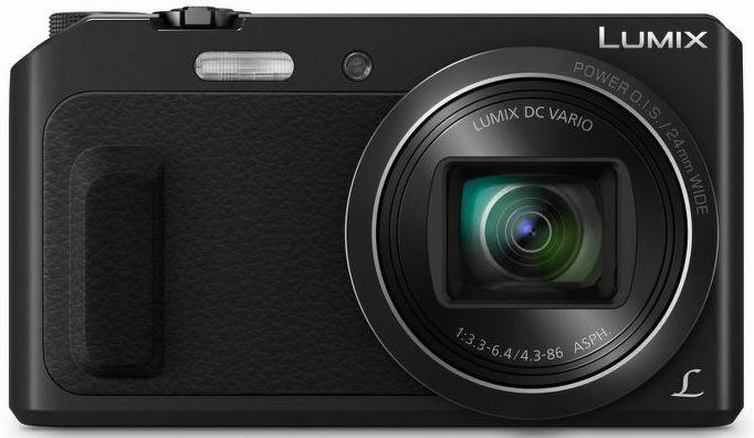 Panasonic Lumix DMC-TZ57 (černý)