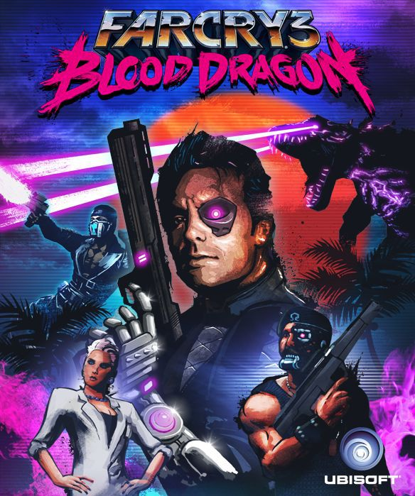 PC - Far Cry 3: Blood Dragon