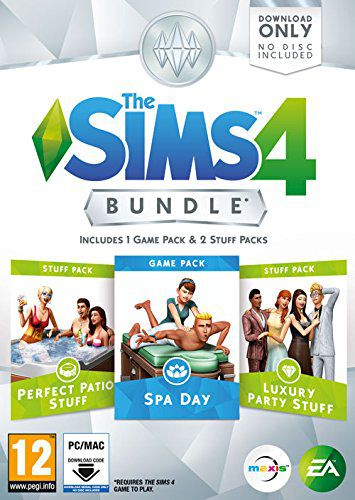 PC The Sims 4 Bundle #1