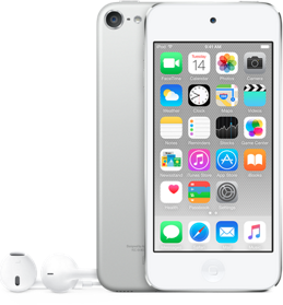 Apple iPod Touch 64GB (stříbrný) MKHJ2HC/A