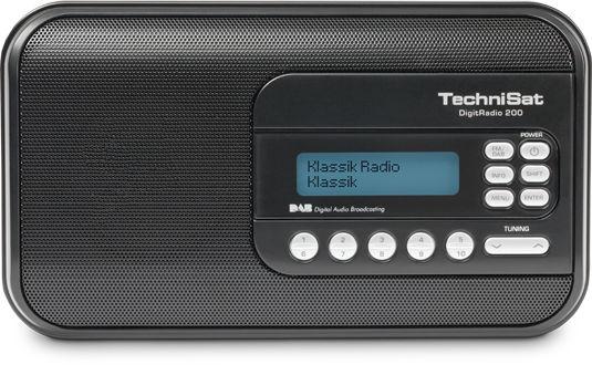 TechniSat DigitRadio 200 (černé)