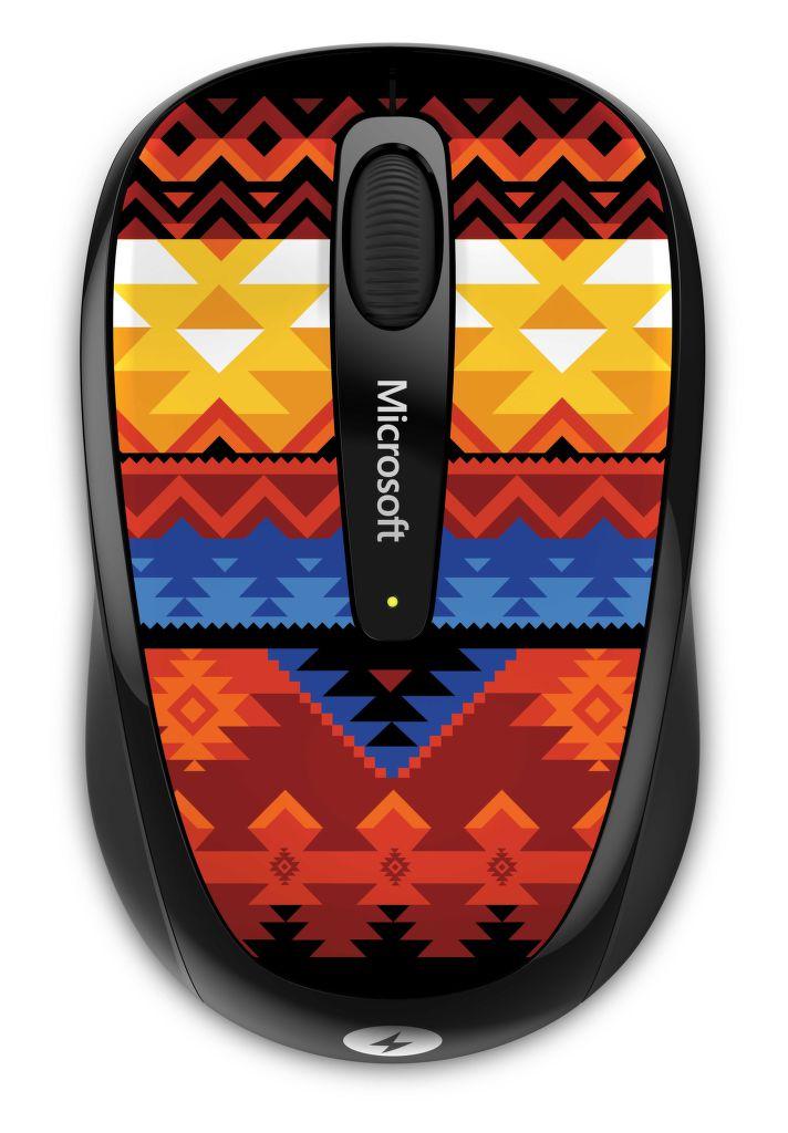 Microsoft Wireless Mouse 3500 artist Koivu