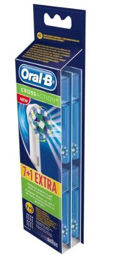 Oral-B EB 50-8 Cross Action náhradní kartáčky (8ks)