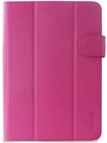 "PURO Unibook s magnetem 8"" (růžová)"