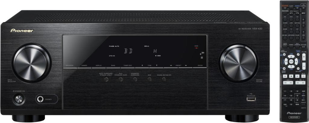 Pioneer VSX-430-K (černý)
