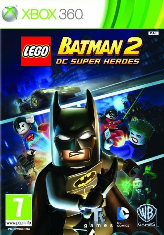 Lego Batman 2: DC Classic - hra pro Xbox 360