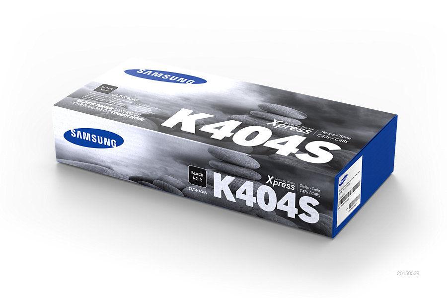 Samsung CLT-K404S (černý)