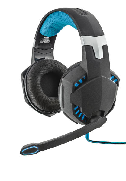 Trust 20407 GXT 363 7.1 Bass Vibration Headset